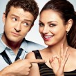 Mila Kunis and Justin Timberlake YouTube VIDEO