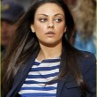 Mila Kunis kicks of shooting for comedy &#8216;Ted&#8217;
