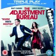 The Adjustment Bureau Blu-Ray Review