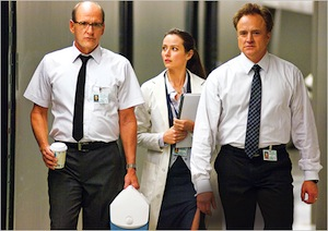 Richard Jenkins, Amy Acker and Bradley Whitford