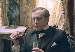 Vasili Livanov as Sherlock Holmes