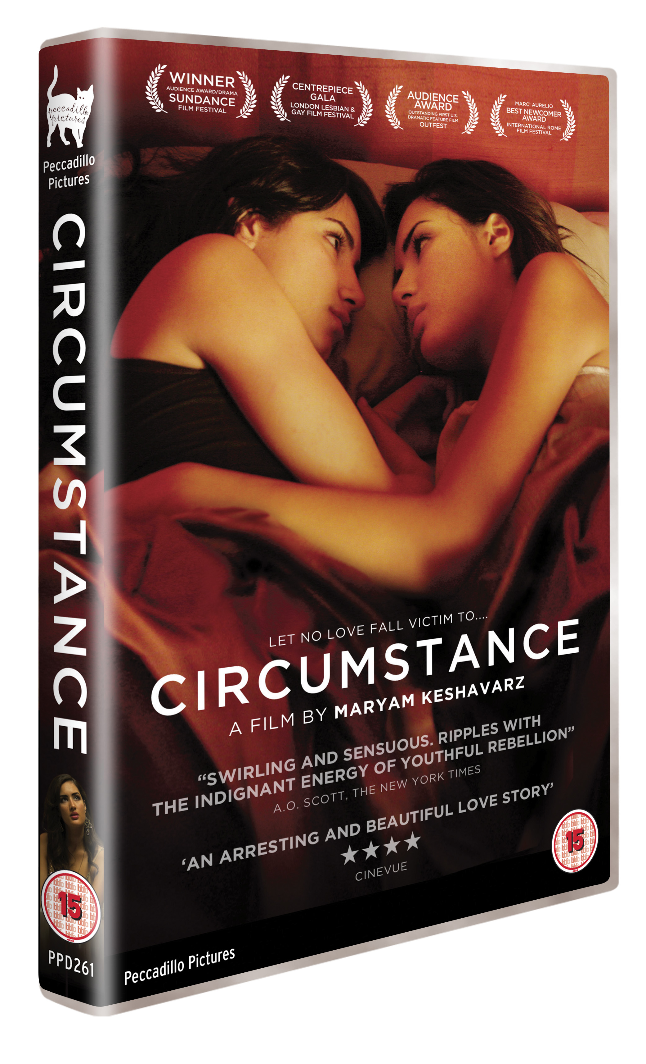 win a copy of iranian drama, circumstance, on dvd
