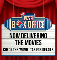 domino 39 s pizza box office review. Black Bedroom Furniture Sets. Home Design Ideas