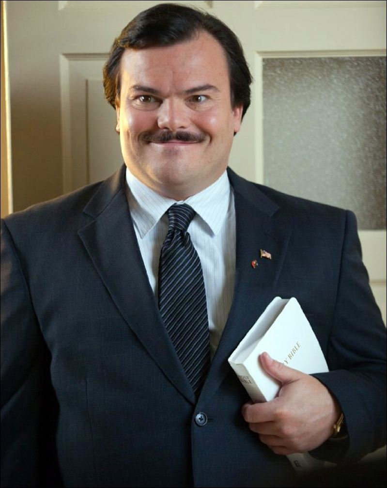 Jack Black as Bernie