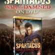WIn Spartacus: War of the Damned on DVD
