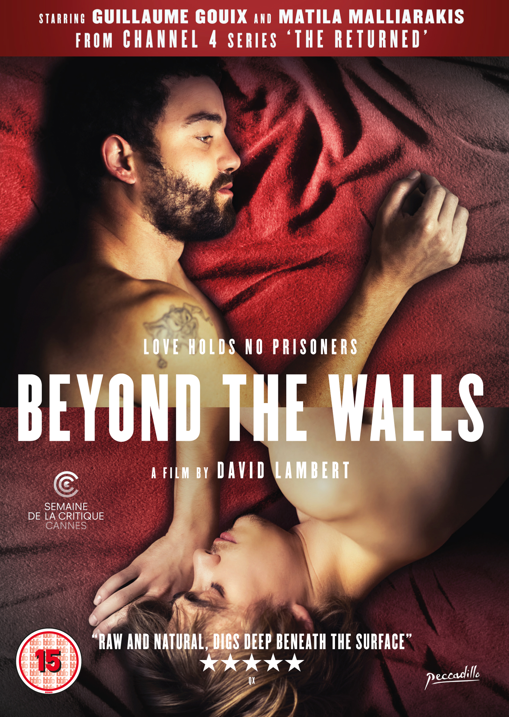 An official selection at Cannes, the BFI London Lesbian and Gay and  Stockholm film festivals, Beyond the Walls deserves its due notice.