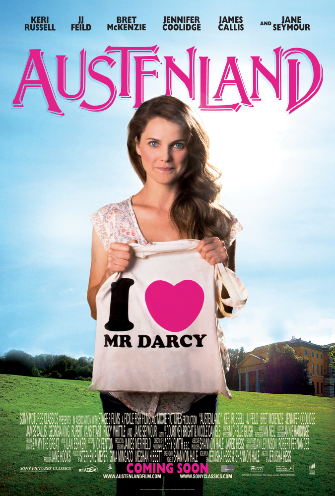Austenland Theatrical Poster