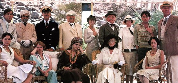 Death on the Nile (1978 film) Death on the Nile 1978 film Alchetron the free social encyclopedia