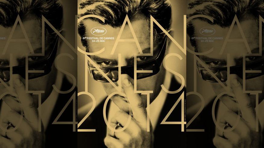 Cannes 2014 poster