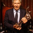Harrison Ford Suffers Injury At Pinewood Studios