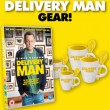 Win Delivery Man on DVD + Coffee Mug