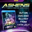 Win Ashens And The Quest For The GameChild on Blu-ray