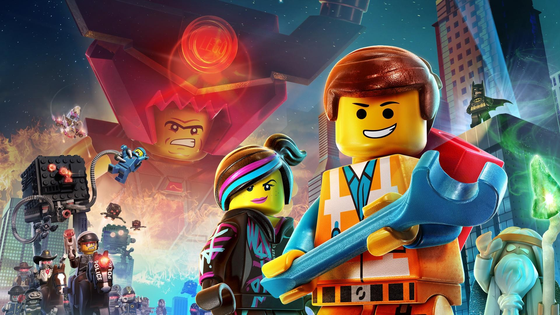 The Lego Movie movie image