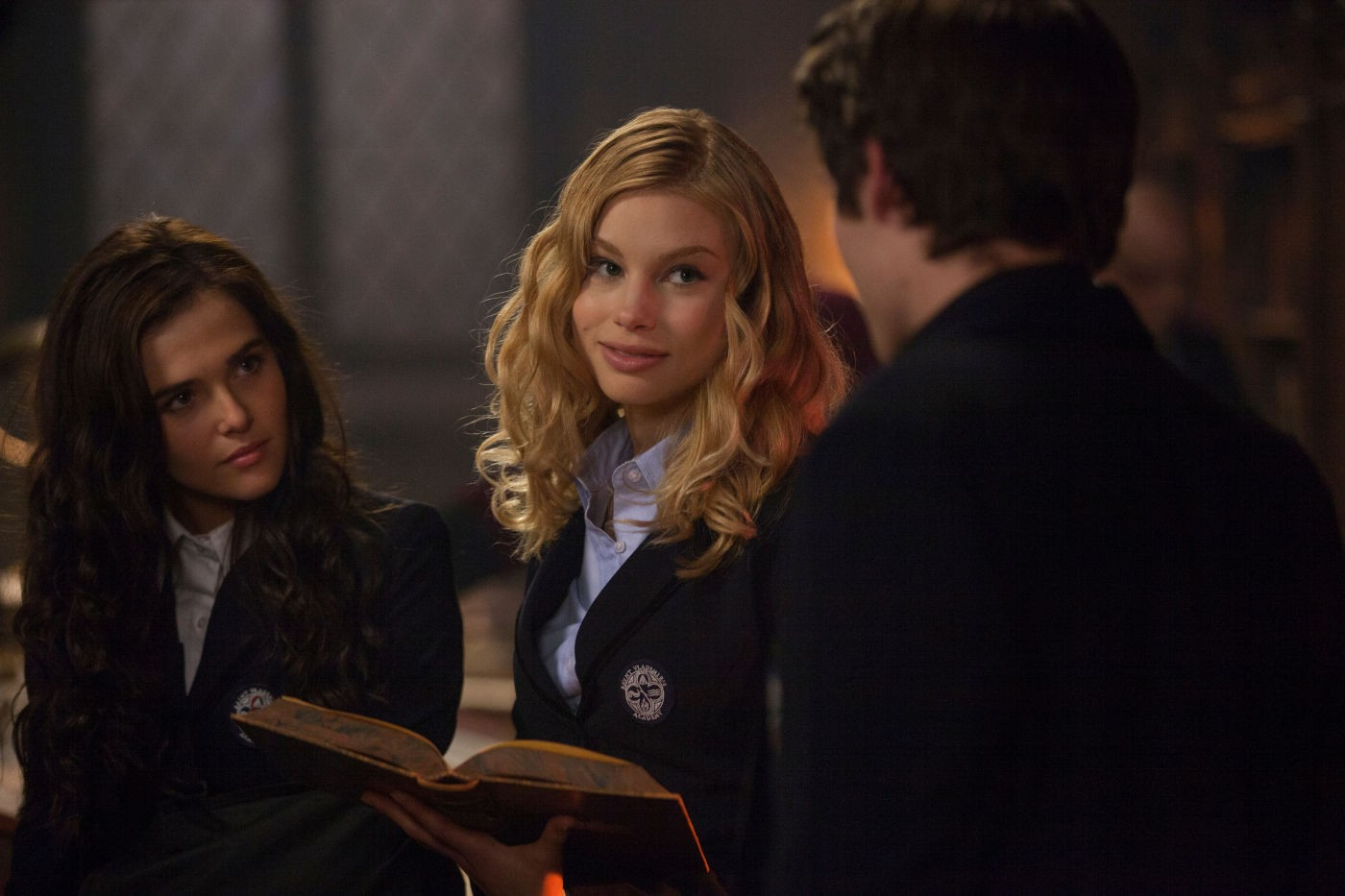Vampire Academy DVD Review