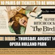 Win Tickets to the Luna Cinema screening of The Birds