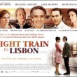 New poster for 'Night Train to Lisbon'