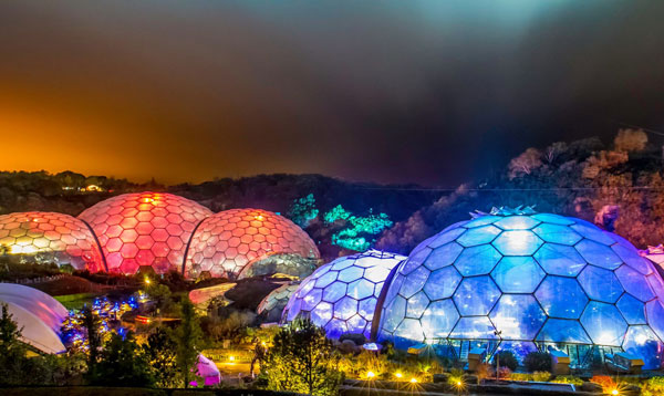Silent Running At The Eden Project Report