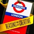 Reasons to be Creative London – Recap