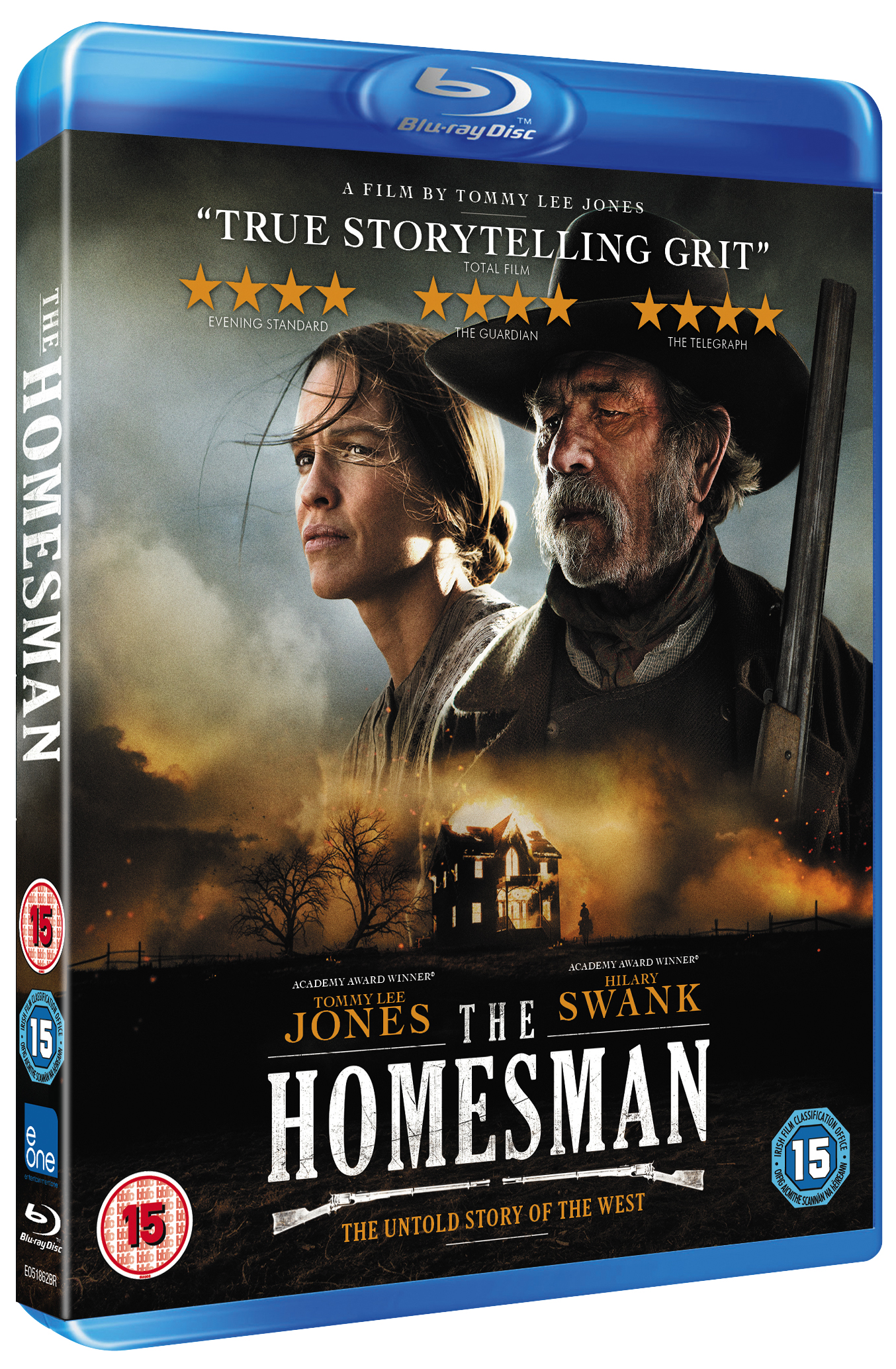 Win The Homesman on Bl...Hilary Swank Jewish