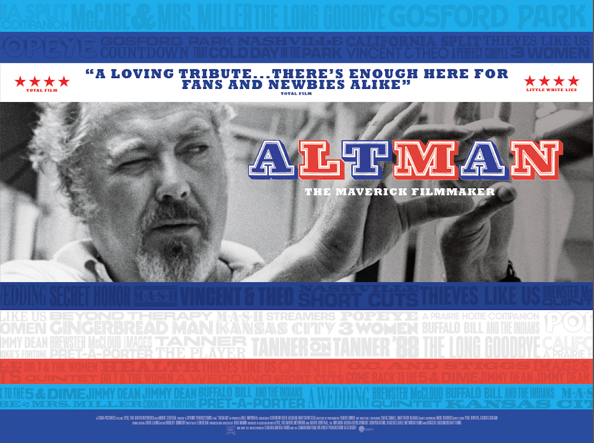 Image result for altman documentary