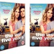 Win The Last Five Years On DVD