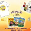 Win an awesome Moomins on the Riviera Goody Bag