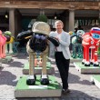 Covent Baa-rden! 120 Shaun the Sheep Sculptures take to Auction