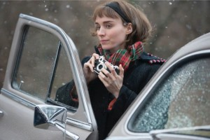 Rooney Mara as Therese Belivet