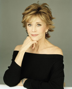 Jane Fonda - Timeless Star Award