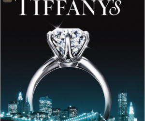 Tiffany Packshot