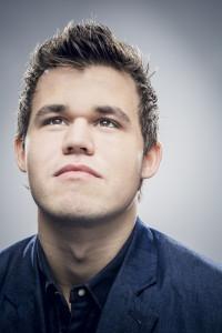 Årets topp 100 idrettsnavn i Norge. Magnus Carlsen. Foto: Krister Sørbø, VG