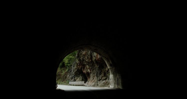 Cameraperson tunnel