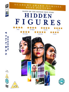 HIDDEN FIGURES DVD O-RING FINAL 3D PACKSHOT